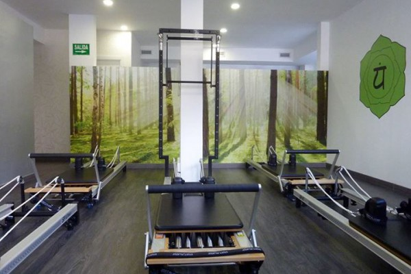madrid pilates studio Pozuelo