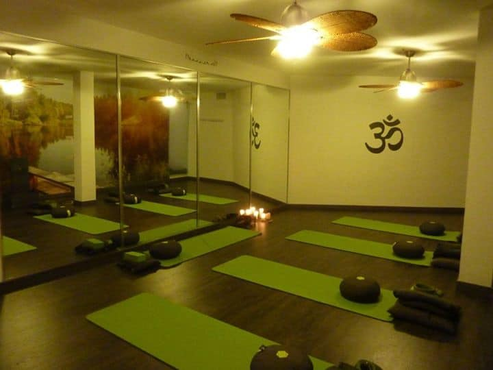 madrid pilates yoga Pozuelo