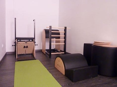madrid pilates Pozuelo equipment