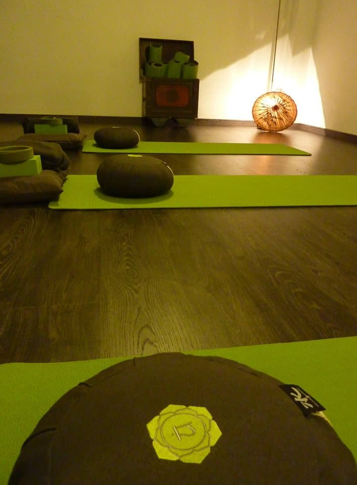 madrid studio yoga Pozuelo