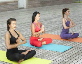 esterilla bikram yoga