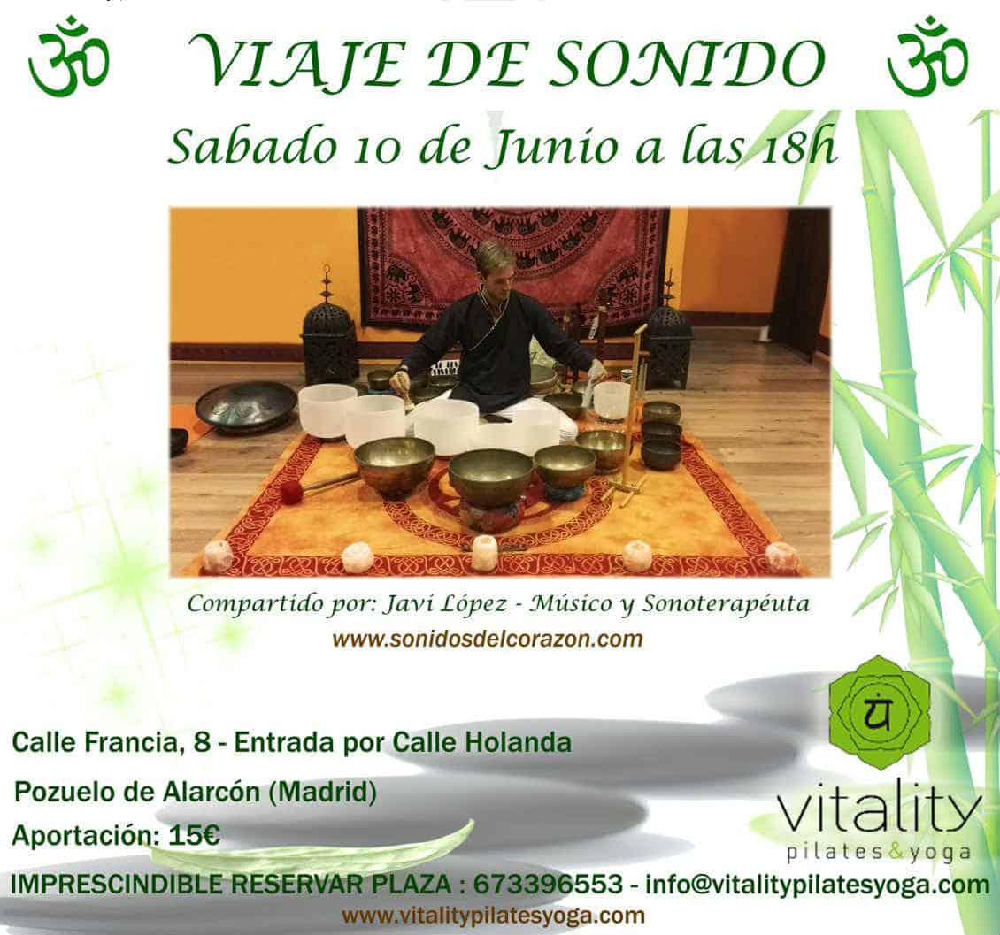 Viajes de Sonido Madrid