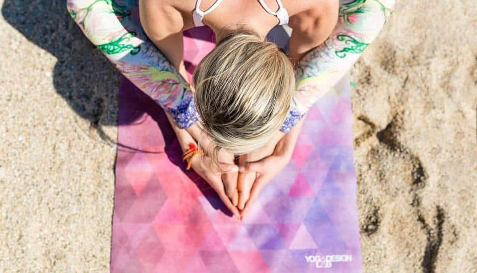 esterillas hot yoga bikram